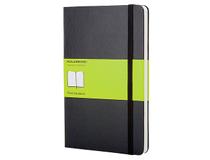 Anteckningsbok Moleskine Classic A4 linjerat svart