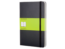 Anteckningsbok Moleskine Classic A4 rutat svart