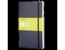 Anteckningsbok Moleskine Classic Pocket Soft olinjerat svart