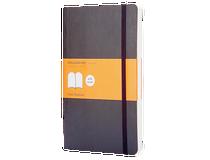 Anteckningsbok Moleskine Classic Pocket Soft linjerat svart