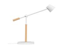 Lampa Unilux Vicky LED vit