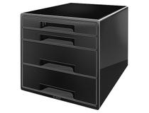 Förvaringsbox Leitz WOW svart