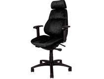 Sverigestolen 818 komplett svart