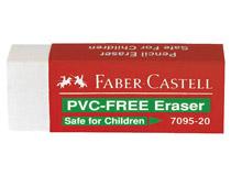 Radergummi Faber-Castell 7095 62x12x21mm 20st/fp