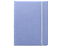 Filofax Notebook Pocket 144x105mm linjerat blå pastell