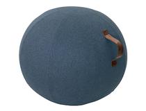 Balansboll JobOut Design mörkblå 65cm