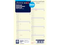 Filofax A5 Årsplan refill 2022