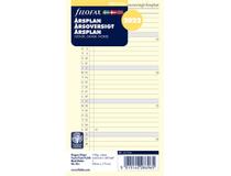 Filofax Personal Årsplan refill 2022