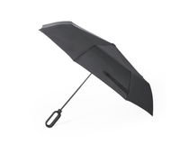 Paraply Makito Brosmon svart