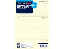 Filofax A5 Dagbok refill 2021