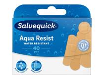 Plåster Salvequick Aqua Resist 40st/fp