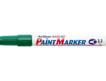 Märkpenna Artline Paint Marker 400XF grön