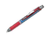 Gelpenna Pentel Energel BLN75-B 0,5mm röd