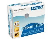 Häftklammer Rapid Strong 23/24 1000st/ask