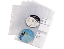 CD-fickor för 4st skivor 10st/fp