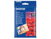 Fotopapper Brother Ink-Jet 10x15cm glossy 20st/fp