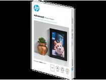 Fotopapper HP Advanced 10x15cm glossy 25st/fp