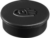 Magnet Legamaster 30mm svart 10st/fp