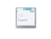 Skylt Durable Click Sign 148,5x149mm dörr/vägg