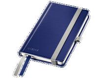 Anteckningsbok Leitz Style A6 linjerad titanblå