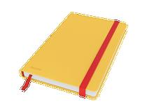Anteckningsbok Leitz Cosy A5 100g linjerat gul
