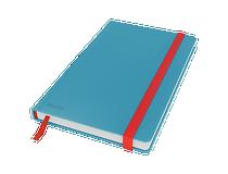 Anteckningsbok Leitz Cosy A5 100g linjerat blå