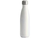 Stålflaska Sagaform 50cl pearl vit