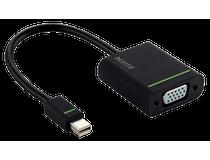 Mini DisplayPort - VGA Leitz Complete svart