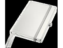 Anteckningsbok Leitz Style A5 linjerad polarvit