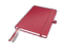 Anteckningsbok Leitz Complete A5 linjerad röd