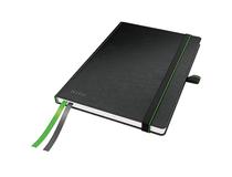 Anteckningsbok Leitz Complete A5 linjerad svart