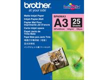 Fotopapper Brother A3 matt 145g 25st/fp