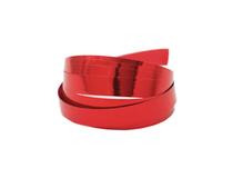 Presentband metallic 10mmx250m röd