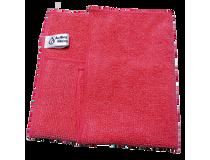 Mikrofiberduk Activa Eco röd 10st/fp