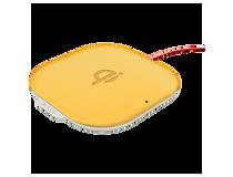Laddningsplatta Qi Leitz Cosy trådlös gul