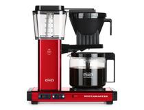 Kaffebryggare Moccamaster KBGC982 röd metallic
