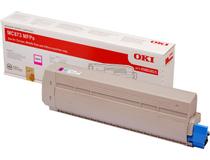 Toner OKI MC873 10k magenta