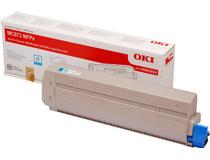 Toner OKI MC873 10k cyan