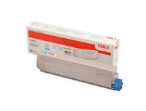 Toner OKI C833/843 10k cyan
