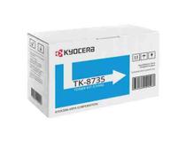 Toner Kyocera TK-8735C 40k cyan