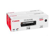 Toner Canon 718BK svart