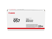 Toner Canon CRG 057 3,1k svart