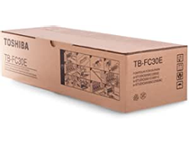 Waste toner box Toshiba