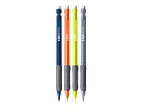 Stiftpenna Bic Matic grip 0,7mm sorterade färger 12st/fp