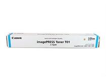 Toner Canon T01 39,5k cyan