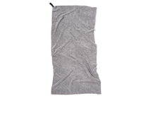 Sporthandduk RPET Active Dry large grå