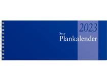 Plankalender stor spiralbunden 2022