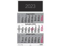 Väggkalender Triplaner Elegant 2022