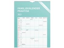 Familjekalender Praktisk 2022