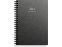 Bokningsjournalen plast svart 2022